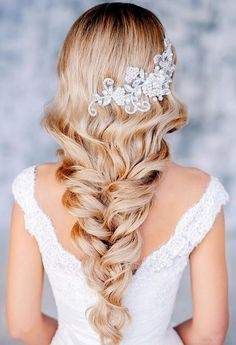Bridal Hair Lookbook: Unique Inspirations For Your Big Day – Fashion Style Magazine - Page 19