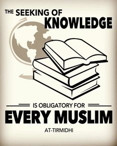 Muslim has to be smart.... always looking for better under standing and full of knowledge