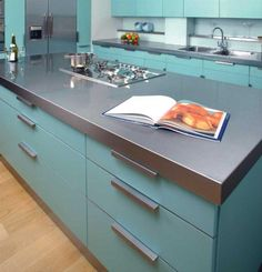 stainless steel worktops - Google Search
