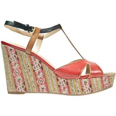 Super cute wedges that are a must have this summer! Throw these on with a super short mini.    http://www.rosenbergshoes.com.au/naturalizer/sherrie/red/size-12