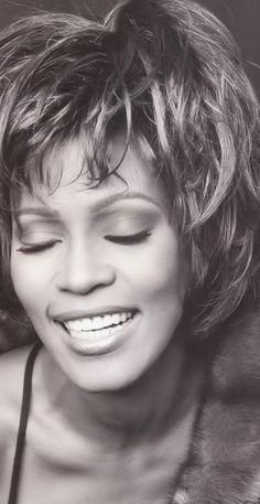 Whitney Houston  -  i will always love your smile