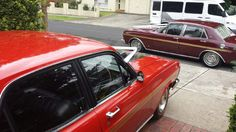 Xy gt ho and xw Fairmont gs