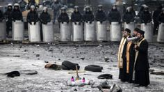 Ukraine Priests in Frontlines, Ministering to People Amid Violence
