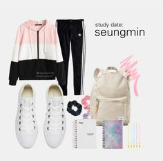 Kpop Fashion Outfits, Blackpink Fashion, Korean Fashion, Womens Fashion, Fashion Trends, Dance Outfits, Girl Outfits, Kawaii Bedroom, Kids Inspire