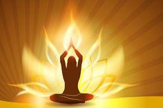 How to Create a Cozy Meditation Area Never Before Revealed Meditation Benefits, Zen Meditation, Chakra Meditation, Tantra, Spiritual Paintings, Les Chakras, Lord Shiva Family, Lotus Art, Spiritual Images
