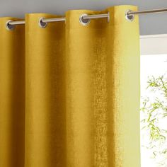 Rideau transparent d coration int rieur interior design pinterest achats - Rideau jaune moutarde ...
