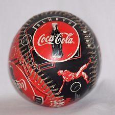 Coca-Cola Baseball Ball with Graphics Always Coke - Collectible