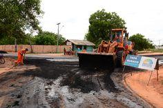 Prefeitura de Boa Vista promove asfaltamento da Avenida dos Trabalhadores no Conjunto Cidadãos  #pmbv #obras #prefeituraboavista #boavista #roraima #obras