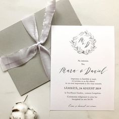 I just adore this monogram. Pocket Invitation, Invitation Envelopes, Floral Invitation, Elegant Invitations, Custom Wedding Invitations, Wedding Stationary, Black Envelopes, Watercolor Invitations, Wedding Designs