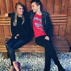 Tyler and Jenna. THEY ARE ADORABLE