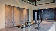 keukens met staal - Google zoeken