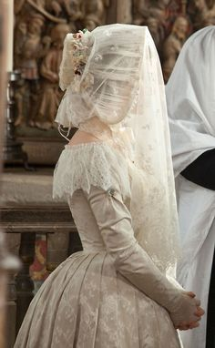 Costume Design by Michael O'Connor (2011) #charlottebronte