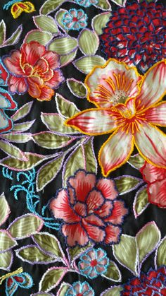 Sulky Fuse 'n Stitch Cut Away Permanent Fabric Stabilizer, 24 by - Embroidery Design Guide Types Of Embroidery, Embroidery Applique, Embroidery Stitches, Embroidery Patterns, Stencil Art, Japanese Fabric, Embroidered Flowers, Quilting Designs, Textile Art
