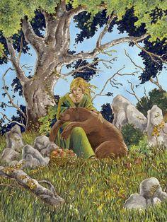Artia (Oil on Canvas), by James Frampton Baldwin, Jr. at #GreenwayStudio
