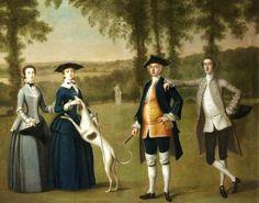 Arthur Davis, 1740.