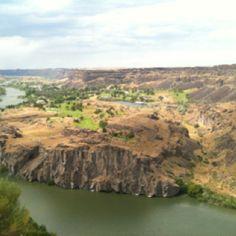 Twin Falls, ID. Snake River