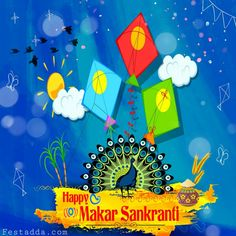 Happy Makara Sankranti Images, Photos, Wallpapers Pics For Facebook DP and Whatsapp Status In Telugu, Hindi, Tamil, Bengali and Marathi.