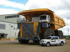 Mining Equipment, Heavy Equipment, Bucyrus Erie, Big Trucks, Caterpillar, Monster Trucks, Earth, Big Rig Trucks, Mother Goddess