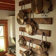 Pot Rack. Remodelaholicu0027s Photo On Instagram