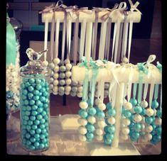 Gum ball necklace - HOW FUN!