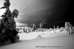 Photographing trolls in Trysil
