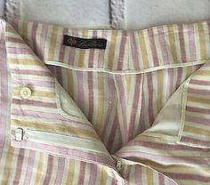 Loro-Piana-Linen-Pants-Size-44-46