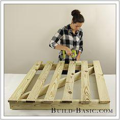 Build an Easy DIY Fence Gate by Build Basic - Step 9