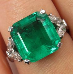 Hey, I found this really awesome Etsy listing at https://www.etsy.com/listing/286124901/gia-colombian-518ct-vintage-estate-green