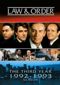 Law & Order: Season 3 / HU DVD 14188