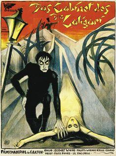 Das Cabinet des Dr. Caligari - Robert Wiene