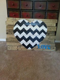 Pallet Signs by DallasDecor on Etsy