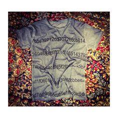 New MAN T-shirt ! #ai15 #autumn #berna #bernaitalia #fashion #fall #shirt #man #style