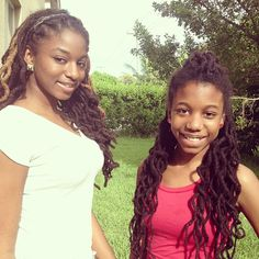 Nerissa Irving's younger sisters.                        Free form...one day.