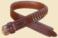 2.5 or 3 inch Ranger Belt with bullet loops