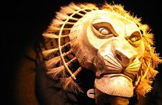 How to make Lion King costumes