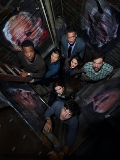Week 20~ 05.13.2103~Get caught up on Grimm shows!