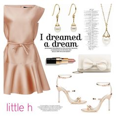 """Dreams by Little h Jewelry"" by littlehjewelry ❤ liked on Polyvore featuring Paule Ka, Sophia Webster, RED Valentino, Bobbi Brown Cosmetics, women's clothing, women's fashion, women, female, woman and misses"