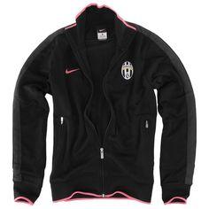 Juventus black line up jacket 11/12 €80