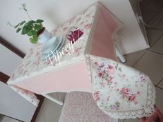 Lace and vintage table cloth