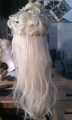 Making A New Wig Design