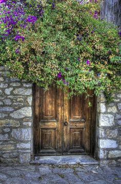 Old Datca, Marmaris. Turkey. By Hozguler