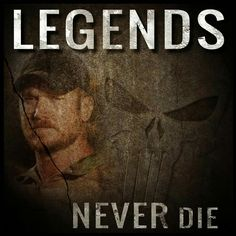 CHRIS KYLE... Thank you for your service and protecting our country. You will NEVER be forgotten. R.I.P