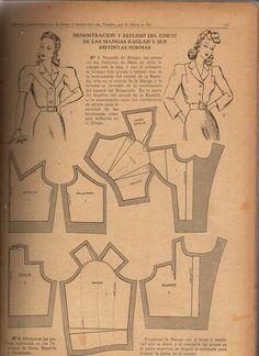MOLDE - книга о шитье. Веб-альбомы Picasa