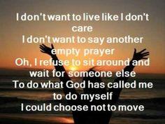 I Refuse: Josh Wilson (Lyrics) Christian Music Artists, Christian Music Videos, Christian Movies, Christian Quotes, Worship Songs, Praise And Worship, Praise Songs, Sing To Me, Me Me Me Song