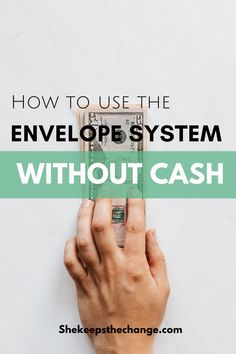 Yes! You heard it Cashless! The all-time favorite budgeting technique of mine but using software instead. It's an easy set-up that can take you 10 minutes or less. The best part most of these Apps are free to use! Don't have a sad face when you see your savings NO MORE! Let's get serious and use this Budgeting Technique to heavily Monitor your savings! GOALS FOR THIS YEAR! SAVE MORE SPEND LESS Take Money, Ways To Save Money, Money Saving Tips, Budgeting Finances, Budgeting Tips, Financial Tips, Financial Planning, Budget App, Budget Envelopes