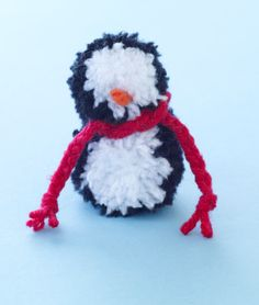 Pom-Pom Penguin