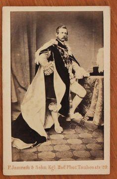Kaiser Friedrich III, King of Prussia