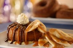 Starting on March 20 Be Our Guest Restaurant in Magic Kingdom Park at Walt Disney World Resort will begin testing a prix fixe breakfast from a. daily through June Disney World Food, Disney World Restaurants, Walt Disney World, Disney Family, Disney Girls, Disney Inspired Food, Breakfast Menu, Breakfast Croissant, Croissant Donut