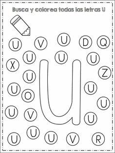 Pre K Activities, Preschool Learning Activities, Preschool Worksheets, Worksheet For Nursery Class, Prewriting Skills, Alphabet Tracing Worksheets, Do A Dot, Preschool Writing, Abc For Kids
