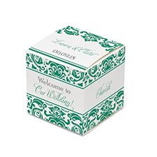 Damask Expressions Favor Box